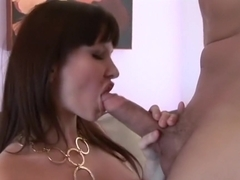 Incredible pornstars Madison Chandler and Brianna Brooks in amazing facial, blowjob adult video