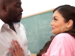 Incredible xxx movie Handjob exotic just for you with Allie Haze