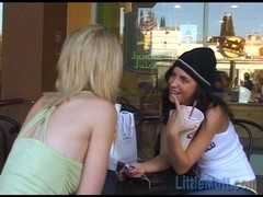 Little Mutt Video: Nikki Nine and Faith DeLuca