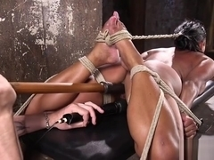 Hogtied - Curved slave with big boobs tormented - EroProfile