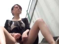 Fetish japanese babes pee