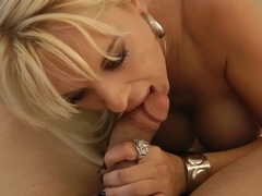 Best pornstars Roxanne Hall, Katy Caro, Sandy Simmers in Incredible Blonde, Big Tits adult scene
