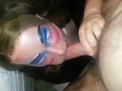 Hottest amateur shemale movie with Mature, Blowjob scenes
