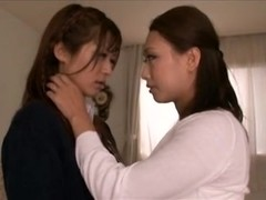 Japanese Lesbians (NOT My daughter's best friend turns me)