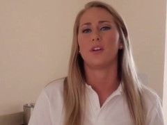 Carter Cruise - On the Job Blow-Jay