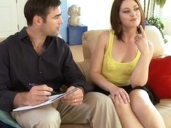 Sarah Shevon & Charles Dera in I Have a Wife