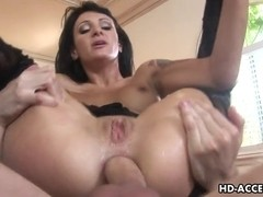Hot doxy Victoria Sinn drilled in the arse