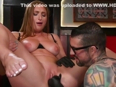 Alt master anal fucks busty tied slave