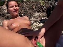 Amazing pornstars Katy Caro, Claudia Rossi in Exotic Outdoor, Medium Tits porn clip