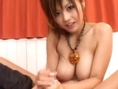 Crazy Japanese model Yuka Haneda in Amazing Couple, Big Tits JAV scene