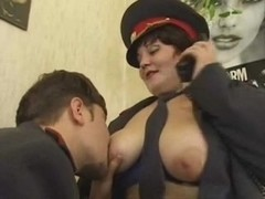 Russian Police Officers Fuck by snahbrandy