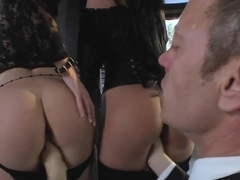 Crazy pornstars Rocco Siffredi, Jessie Volt in Hottest Foot Fetish, Pornstars porn video