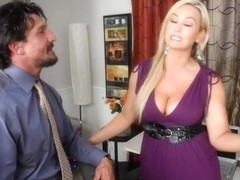 Abbey Brooks & Tommy Gunn in Naughty Office