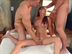 double penetration - Claudia Rossi