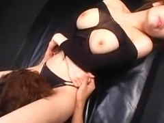 Incredible Japanese slut in Fabulous Big Tits, MILFs JAV scene