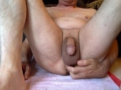 Evening Pussy Play Part II