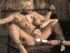 Classy harlot in a kinky fetish XXX video