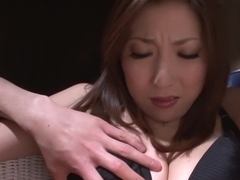 Fabulous Japanese chick Mirei Yokoyama in Incredible JAV uncensored MILFs video