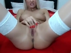 Dillion Harper Solo Masturbate Part 05