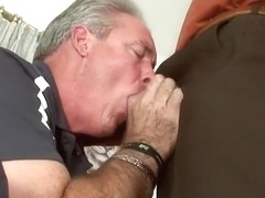Excellent porn video gay Blowjob wild just for you