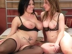 busty milf meets tiny mistress2 end