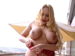 Angel Wicky has the incredible big boobs