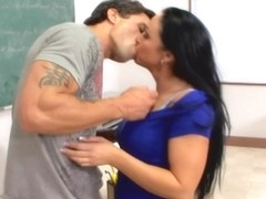 Cherokee & Alan Stafford in My First Sex Teacher