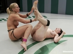 Mellanie 'the Cowgirl' Monroe (0-1)Vs Maggie 'the Molester' Mayhem (0-0) - Publicdisgrace