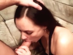 The Bitch Made A Wonderful Blowjob Then Was Fucked (home Video)