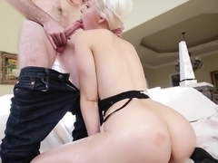 Huge Ass Jenna Ivory Takes Massive Dick