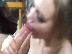 Mouth CUM BJ Comp