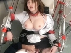Exotic Japanese model Momoka Nishina, Risa Mita in Horny BDSM, Fetish JAV clip
