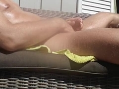 Hottest Homemade Gay video with  Outdoor,  Solo Male scenes