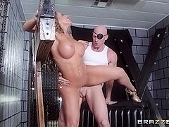 Milfs Like it Big: Jackhammering Richelle Ryan. Richelle Ryan, Johnny Sins