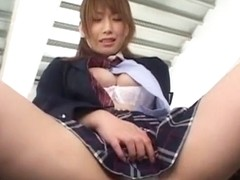 Amazing Japanese chick Ai Sayama in Horny Masturbation, Close-up JAV video